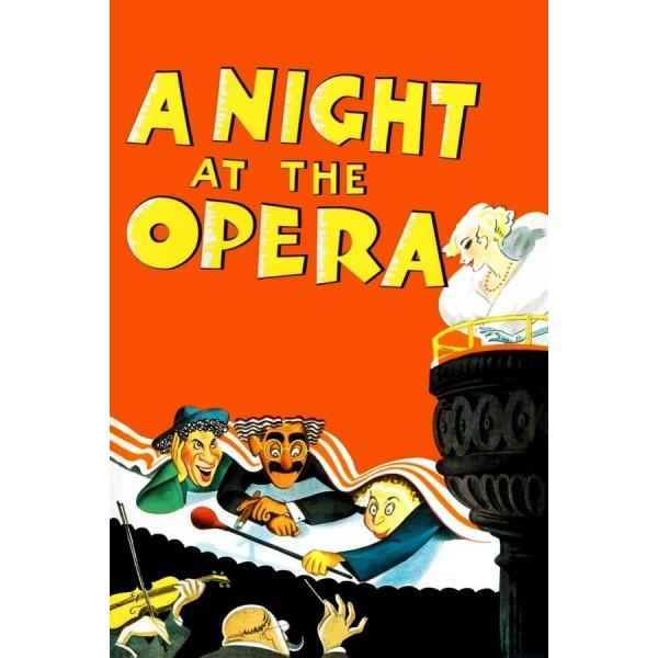 Uma Noite na Ópera - 1935