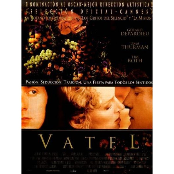 Vatel - Um Banquete Para o Rei - 2000