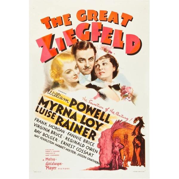 Ziegfeld - O Criador de Estrelas - 1936