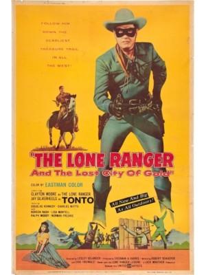 Zorro e a Cidade de Ouro Perdida - 1958