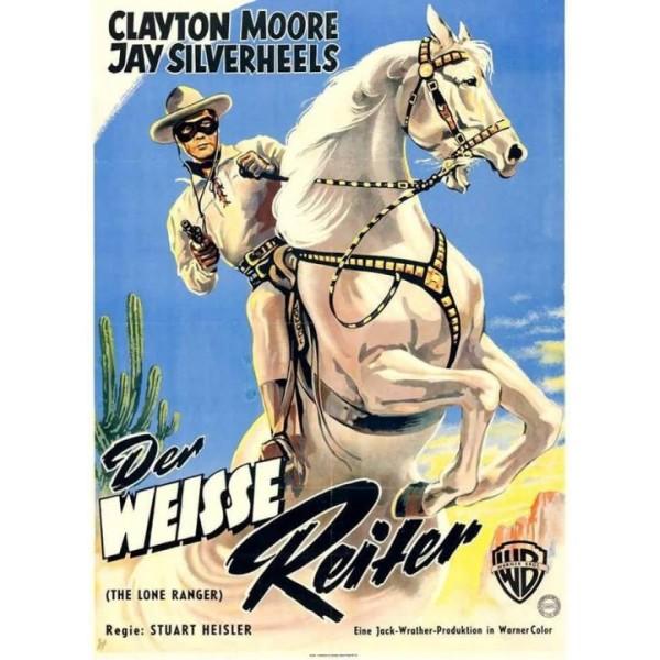 Zorro e o Ouro do Cacique   O Cavaleiro Solitário - 1956